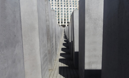 Holocaust Memorial Museum - June 9th, 2015 - Berlin, Germany, Europe