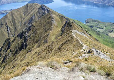 Roys Peak Track, Wanaka, New Zealand, South Island, NZ