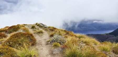 Ben Lomond Track, Queenstown, New Zealand, South Island, NZ