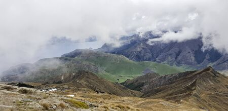 Ben Lomond Track, Queenstown, New Zealand, South Island, NZ
