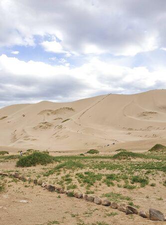 Khongor Sand Dune - Gobi Desert, Mongolia