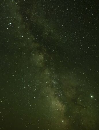 The Milky Way at the Gobi Desert, Mongolia