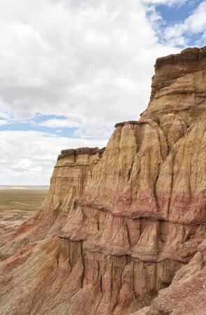 Tsagaan Suvarga, White Stupa, Gobi Desert - Mongolia