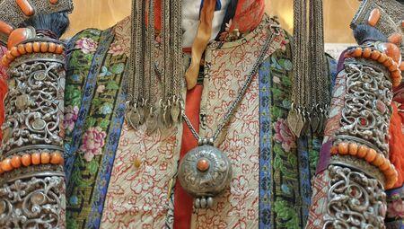Mongolian Traditional Costume - Mongolia