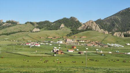 Gorkhi Terelj National Park - Mongolia