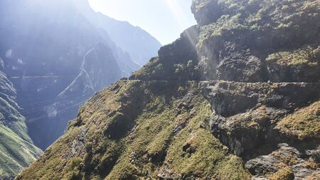 Tiger Leaping Gorge, Lijiang, Yunnan Province, China