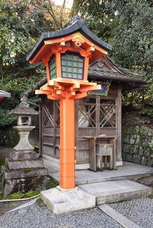 Fushimi Inari Torii at Fushimi-ku, Kyoto, Japan