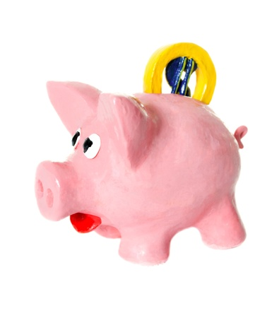 Piggy bank Stock Photo - 13006954
