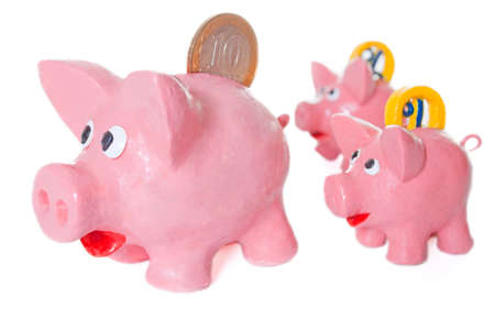 Piggy bank Stock Photo - 13006959