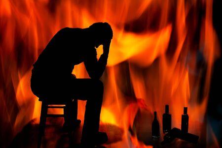 Depressiya Problemy alcohol