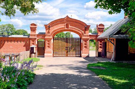 Kazan Amvrosievskaya stauropegic female hermitage. The village Shamordino kozelsky district, Kaluga region Editorial