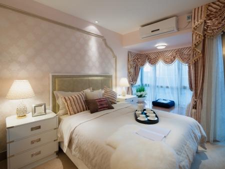 modern bedroom Stock Photo - 20020378