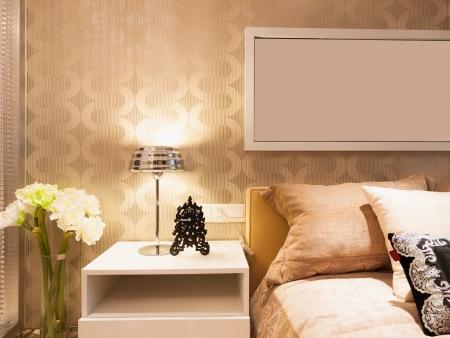 modern bedroom Stock Photo - 20020432