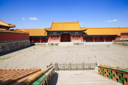 intact: the Forbidden City was built in 1420,it remain intact through the Ming and Qing dynasty.Both in Ming and Qing dynasty,the emperors lived in Forbidden City and managered this country.It is included in the UNESCO world heritage list in 1987,is  the best pre