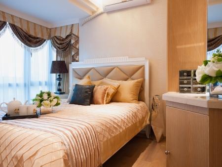 modern bedroom Stock Photo - 20054673