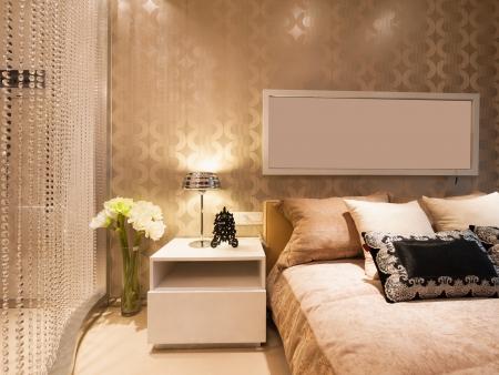 modern bedroom Stock Photo - 20054680