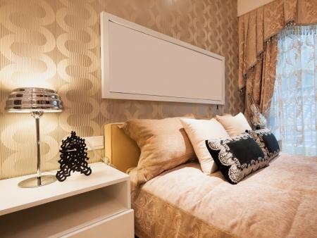 modern bedroom Stock Photo - 20054678