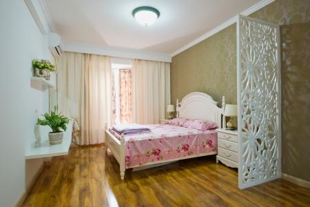 forniture: dormitorio con mobiliario cl�sico