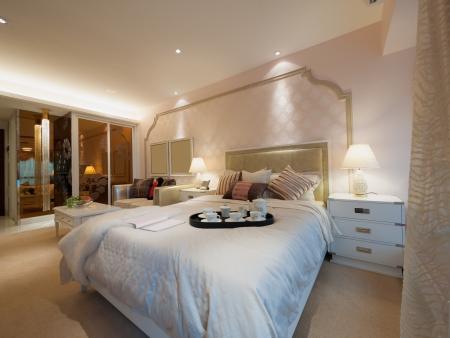 modern bedroom Stock Photo - 20127002