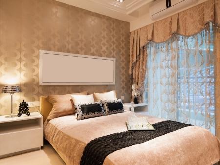 modern bedroom Stock Photo - 20127412