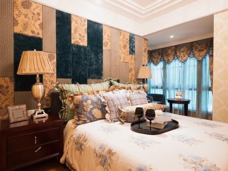 comfortable bedroom Stock Photo - 20127417