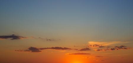 skyscape: vista desde el cielo por la noche