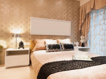 modern bedroom Stock Photo - 20150040