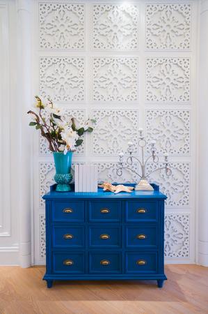 Schönes Zuhause Innenarchitektur und Dekoration Standard-Bild - 30842819
