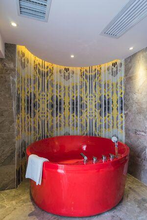 luxury bathroom: luxury bathroom with very  decoration