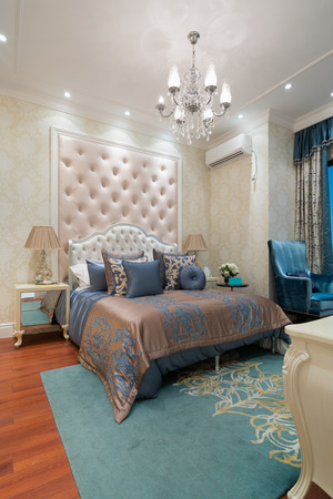 comfortable: the comfortable bedroom with nice decoration