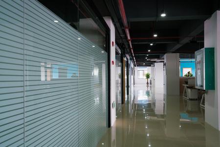 public area in a modern office Standard-Bild