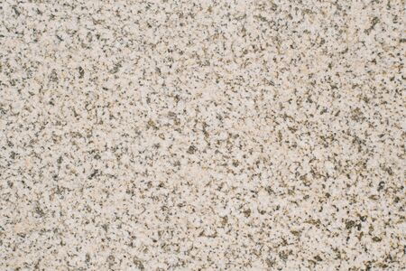 Light beige granite, granite chips background Stock Photo