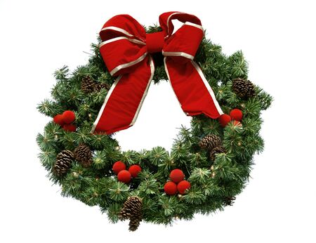Christmas wreath Stock Photo - 7484800