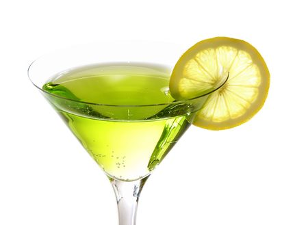 alcoholic beverages: C�ctel