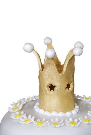 topper: Crown cake topper
