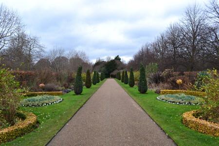 hyde: Hyde Park, London