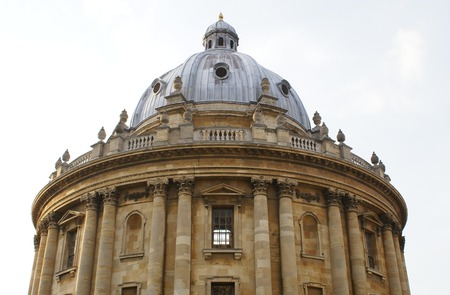 oxford: Radcliffe Camera in Oxford England Europe
