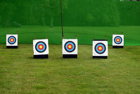 shooting target: Archery Targets. game. sport. leisure. recreation