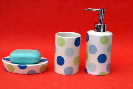 productos de aseo: Artículos de tocador de baño Set