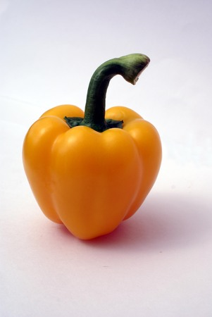 bell pepper: sweet pepper. bell pepper Stock Photo