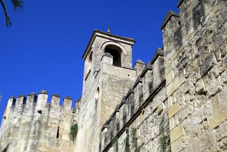 watchtower: Watchtower, Alcazar of Cordoba, Andalusia, Spain