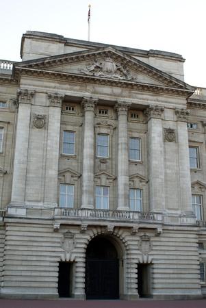 buckingham palace: Buckingham Palace Balcony , London, England Editorial