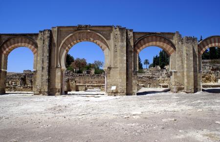 medina: Medina Azahara, Cordoba, Andalusia, Spain