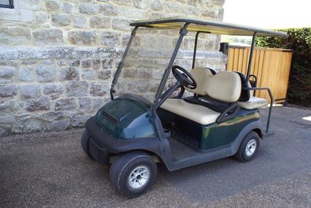golf cart: golf cart. buggy