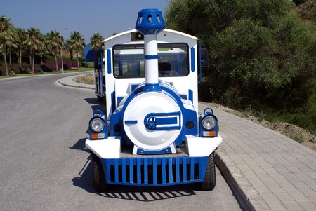 trees services: Road train