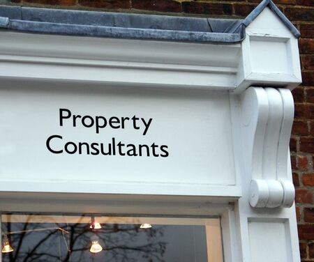 property: property consultants sign