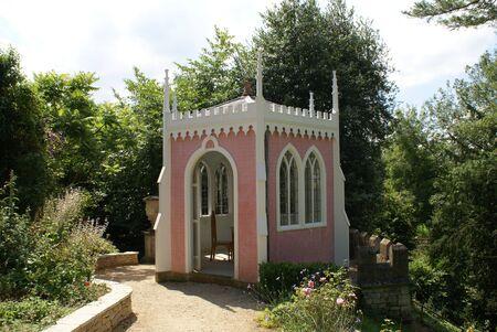 summerhouse: Old summerhouse