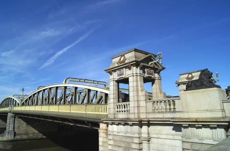 kent: Rochester Bridge, River Medway, Medway, Kent, England