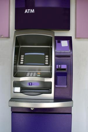 cashpoint: cash machine. ATM. ABM. Cashpoint. Cashline. minibank. bankomat.