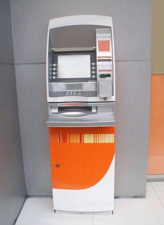 cash machine: cash machine. ATM. ABM. Cashpoint. Cashline. minibank. bankomat.